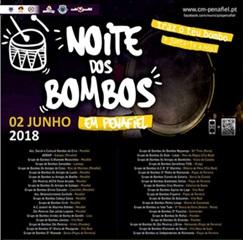 Noite dos Bombos-Penafiel