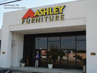 Ashley Furniture Shop