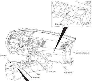 Mitsubishi Lancer 2008 Repair Manual