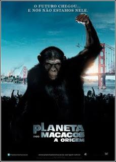 Download Planeta dos Macacos: A Origem   Dublado