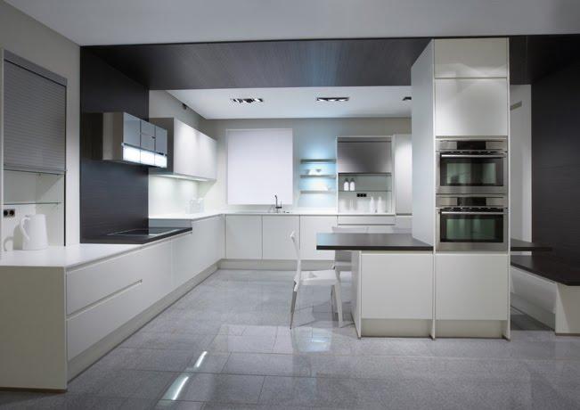 Handle-less Kitchen Designs