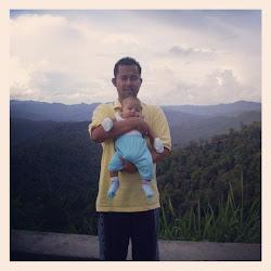 Ayah dengan Rizqin