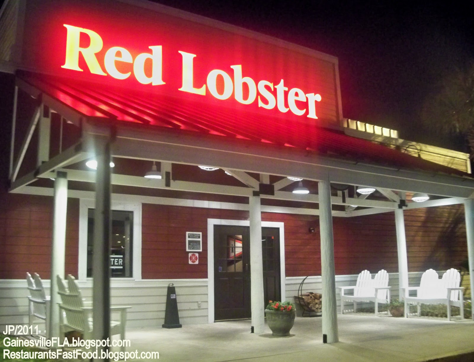 red lobster pictures