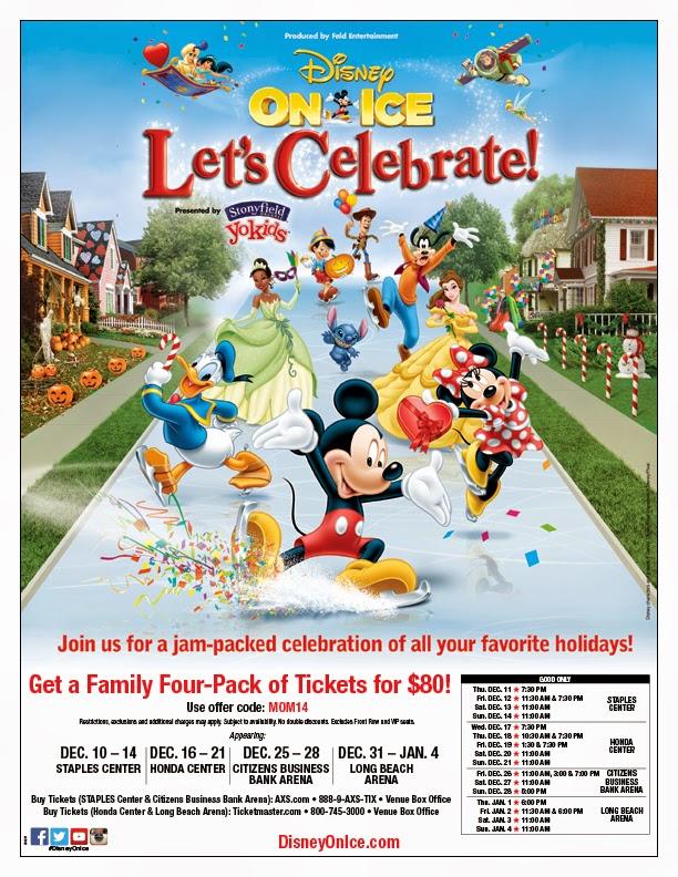 CB286291-LAcombo-MomBlogFLuer Disney On Ice Let's Celebrate Discount Code - Disney Promo #disney #disneyonice