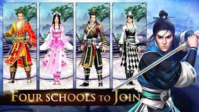 Age of Wushu Dynasty v1.4 Mod Apk