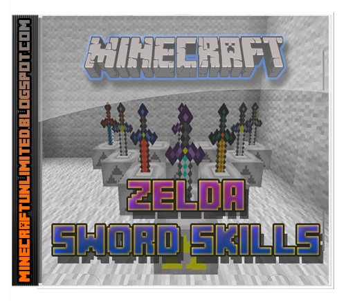 Zelda Sword Skills Mod Minecraft