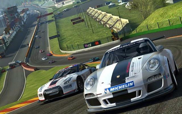 تحميل لعبة Real Racing 3 الأيفون و الأندرويد