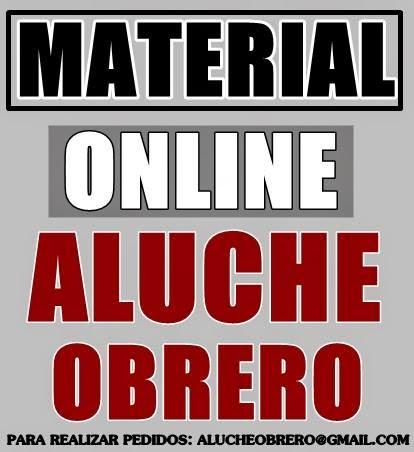 MATERIAL ONLINE DE ALUCHE OBRERO