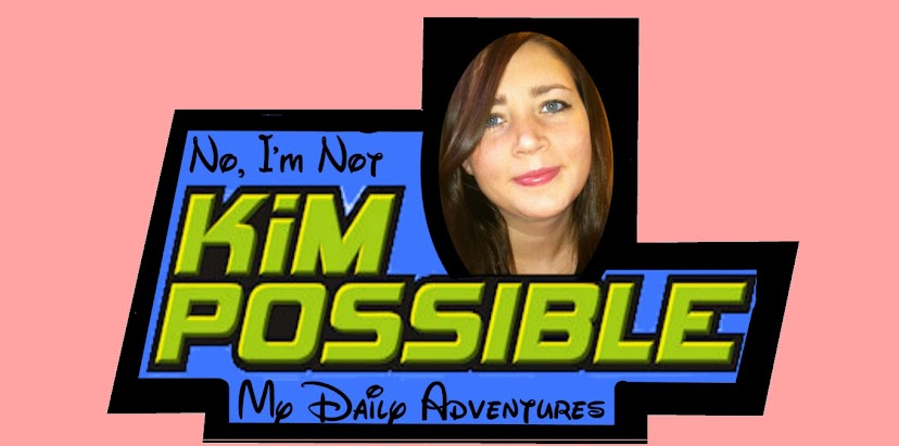 No, I'm Not Kim Possible
