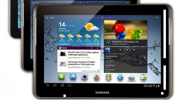 Samsung Akan Hadir 4 Tablet Baru di Tahun 2014