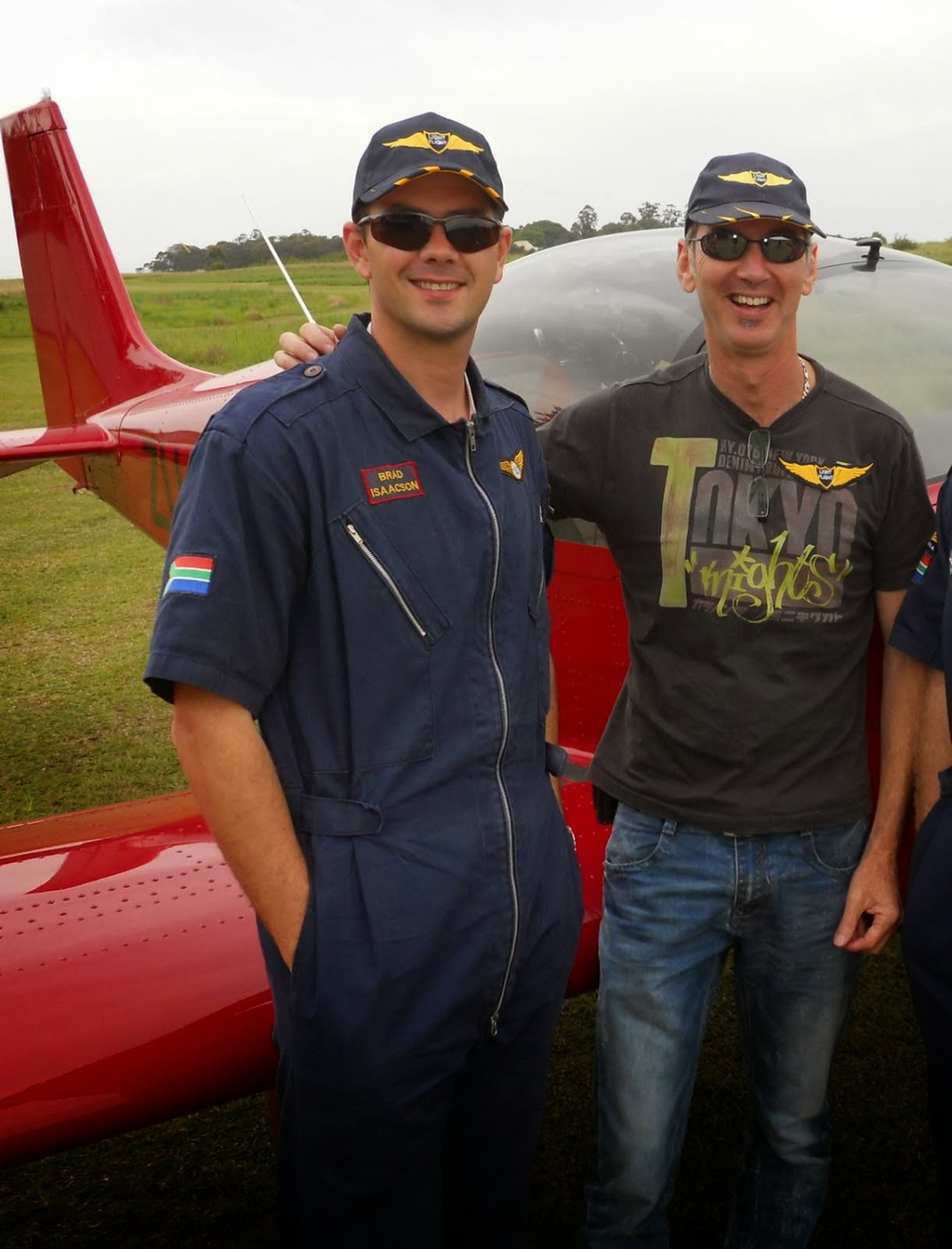 Brad and Dave - Flight School Directors