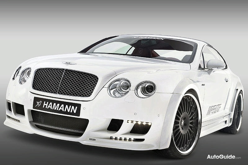 2009 Hamann Bentley Continental GT Speed