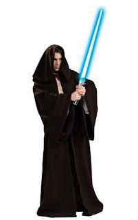 Star Wars Jedi Super Deluxe Adult Robe, One Size