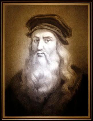 LÉONARD DA VINCI 29 DE DICIEMBRE 1465
