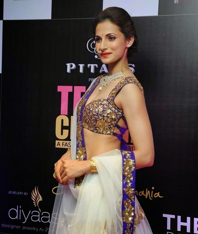 Shilpa Reddy at Teach For Change Fashion Show