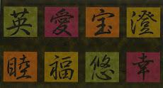 Kanji Panel