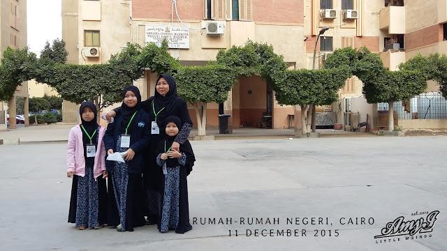 rumah rumah negeri cairo