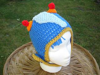 Free Crochet Pattern Umizoomi : ToppyToppyKnits: Character Inspired Crochet Hats
