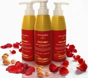 arvazallia ultra curl-defining cream