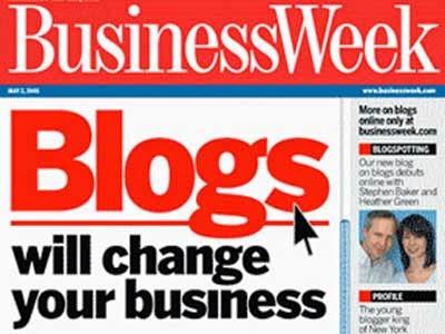 Reklāma internetā - publiskais blogs