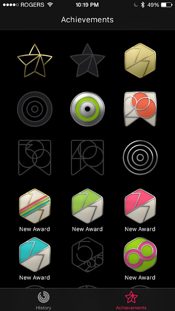 Apple Watch Activity App Achievements