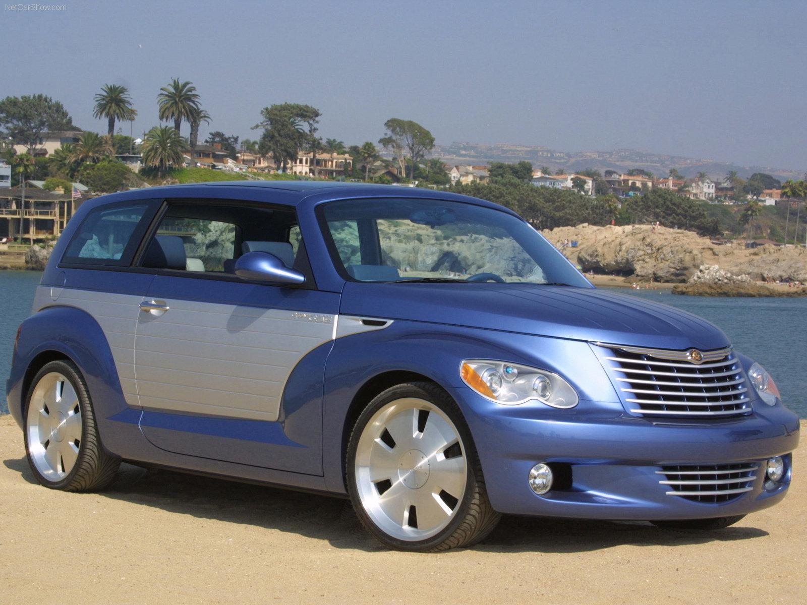 Hình ảnh xe ô tô Chrysler California Cruiser Concept 2002 & nội ngoại thất