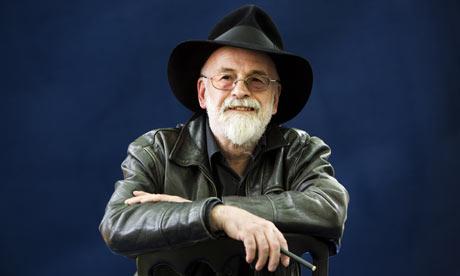 Sir Terry Pratchett 1948-2015