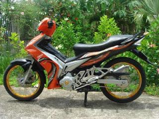 Fast Havey Bikes  Yamaha Sniper Modified