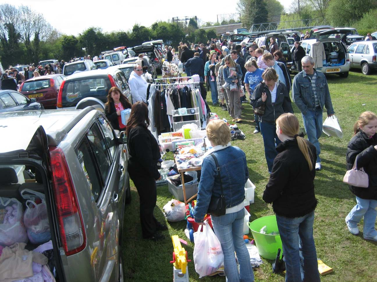 Car Boot Sales Melbourne