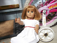 Nellie O'Mally! (Lydia's Doll)