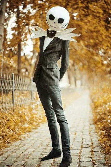 Disfraz creativo: Jack