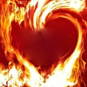 fogo do amor