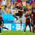 巴西世界杯:德國小勝美國晉身次圈
