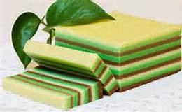Resep Kue Lapis Tepung Beras Wenak