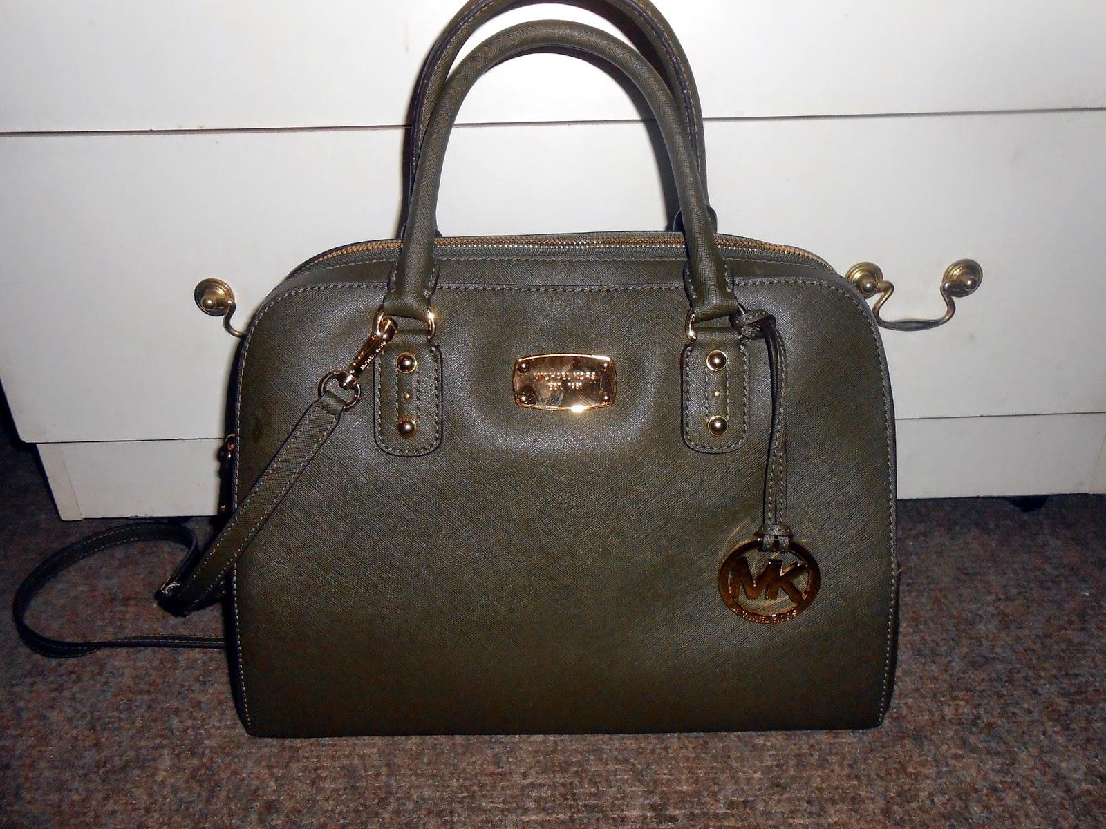 860798653b1b ... Michael Kors Bag - Bicester Village Purchase ...
