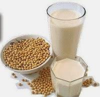 Resep Minuman Segar Susu Kedelai Murni