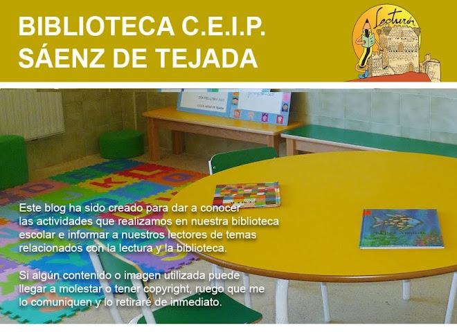 Biblioteca C.E.I.P. Sáenz de Tejada