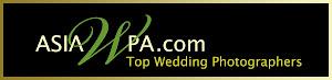 """AsiaWPA 台湾地区顶级婚礼摄影师"""