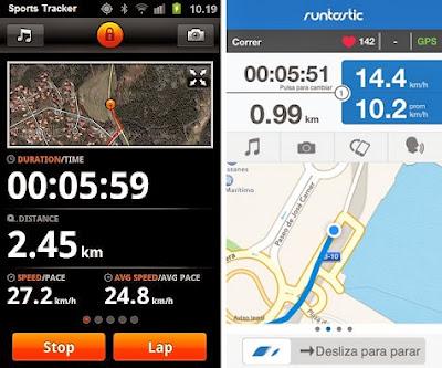 Apps para correr o entrenar