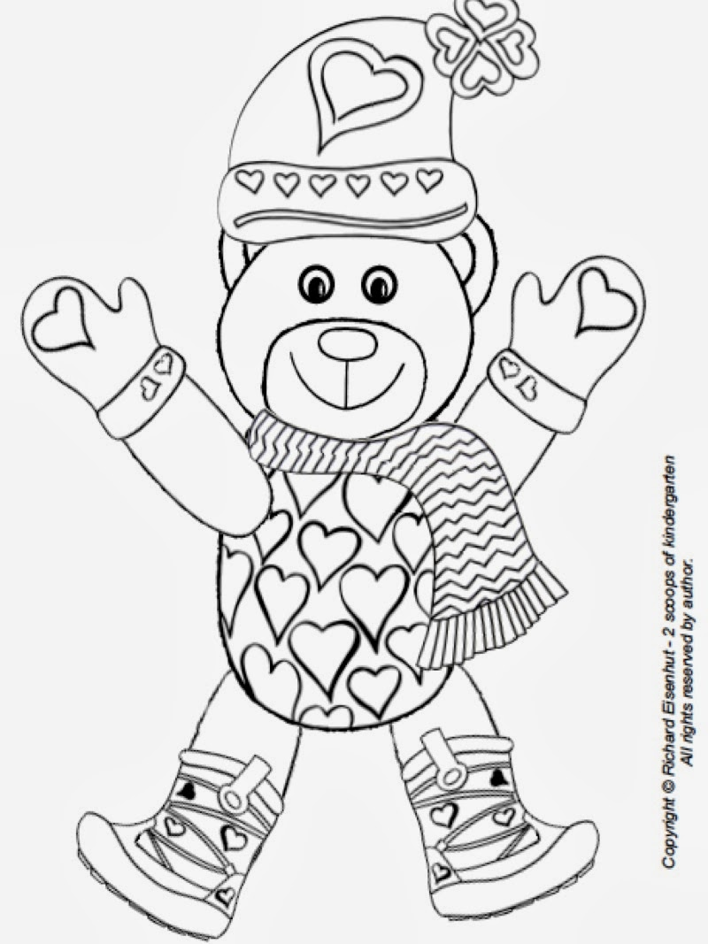 buildabear coloring pages - photo#29