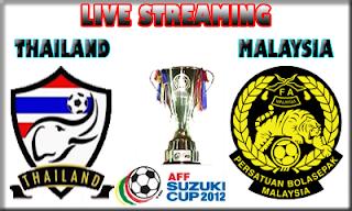 Keputusan Thailand vs Malaysia 13 Disember 2012 - AFF Suzuki Cup 2012