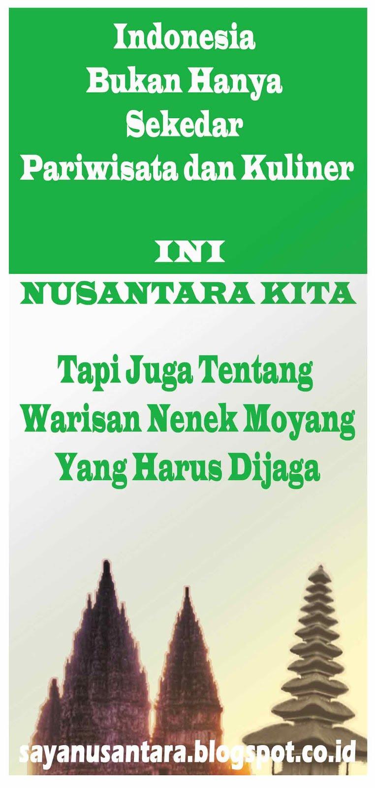 Saya Nusantara