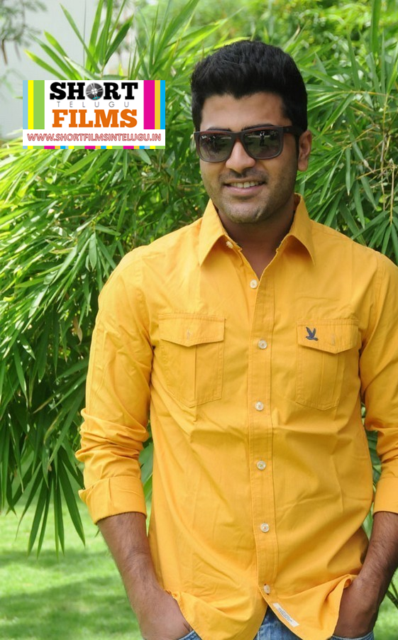 ABOUT SHARWANAND RUN RAJA RUN MOVIE WIKI PICS,