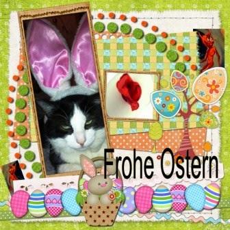 Abrabim wünscht Frohe Ostern 2015