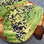 Avocado toast of the week