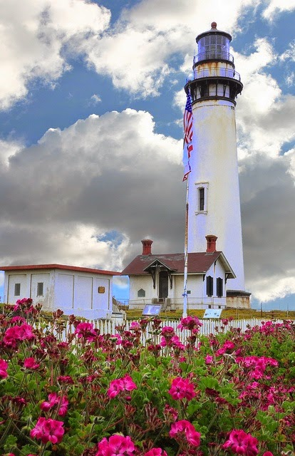 The California Lighthouse
