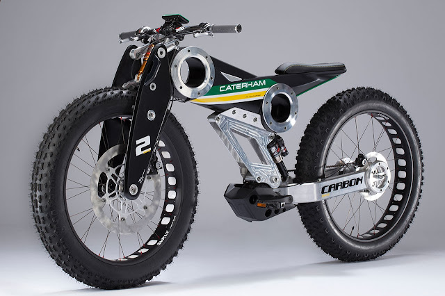 Caterham Bikes Carbon E-Bike