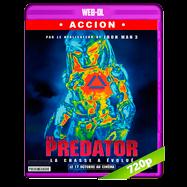 El depredador (2018) WEB-DL 720p Audio Dual Latino-Ingles