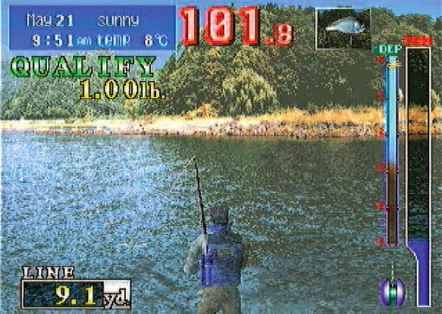 Game Mancing Fishermans Bait 2 PS1 Gratis