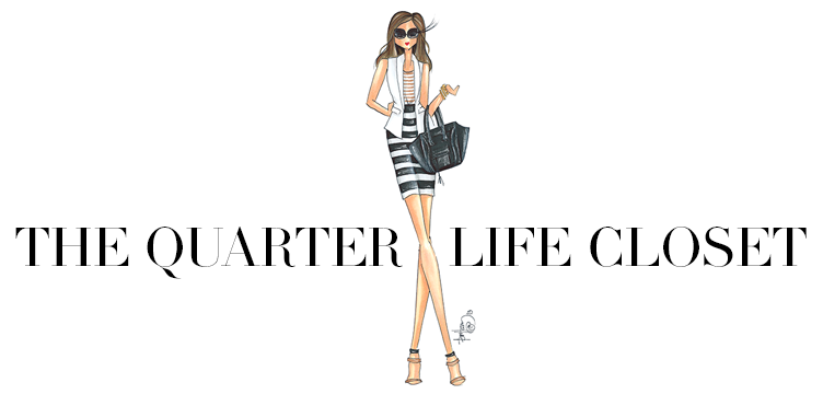 The Quarter Life Closet